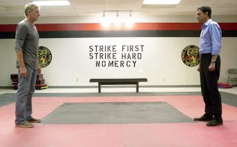 Cobra Kai: Daniel LaRusso vs Johnny Zabka
