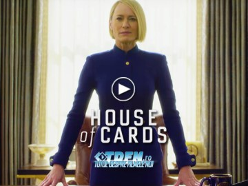 Trailer HOUSE OF CARDS SEZONUL 6: Robin Wright Va Conduce Sezonul Final