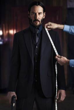 Keanu Reeves în John Wick Chapter 2