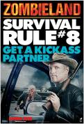 Zombieland (2009) Poster - Rule 8