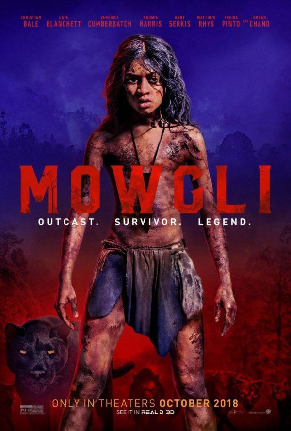 POSTER Mowgli (2018)