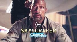 SKYSCRAPER: În Noul Trailer DWAYNE JOHNSON Duce Acţiunea La Noi Înălţimi