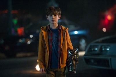 The Predator (2018) Jacob Tremblay