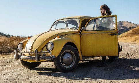 Hailee Steinfeld, în rolul Charlie - BumbleBee (2018)