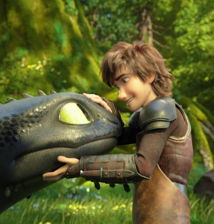 How To Train Your Dragon: The Hidden World - Hiccup și Toothless