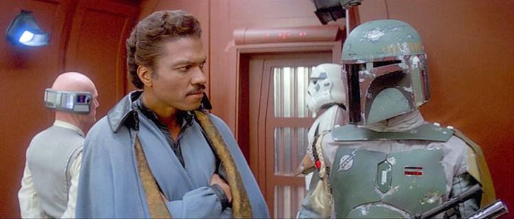 Billy Dee Williams (Lando Calrissian) Return Of The Jedi 1983