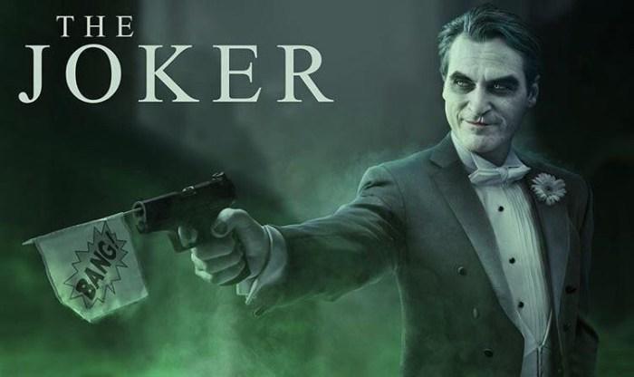 Joker Origin Movie: Joaquin Phoenix