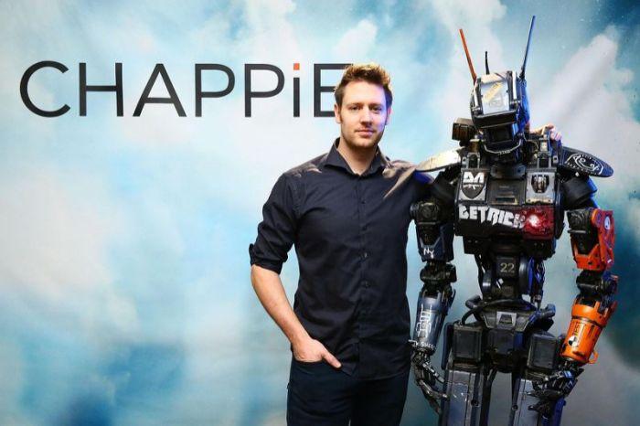 Regizorul Neill Blomkamp (Chappie 2015)