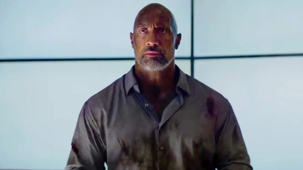 Skyscraper: Dwayne Johnson