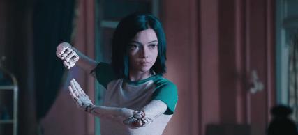 Alita: Battle Angel - Rosa Salazar