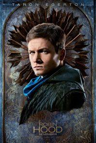 Robin Hood Poster: Taron Egerton (Robin Hood)