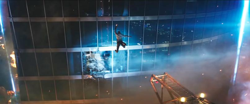 Skyscraper (2018) Dwayne Johnson