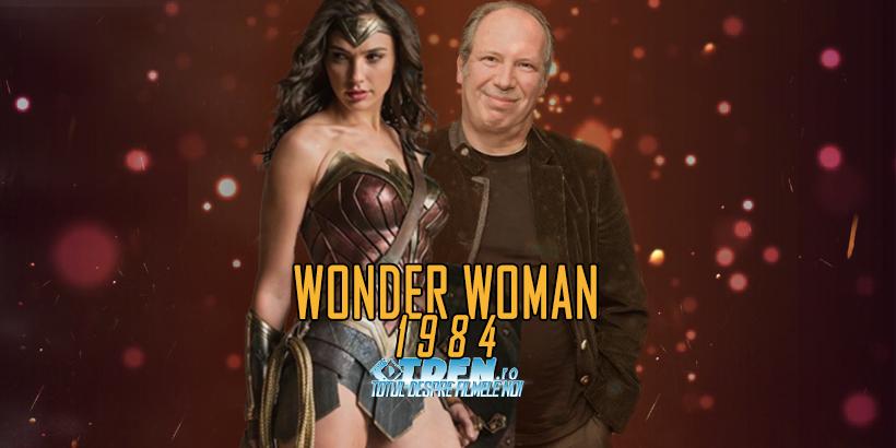 HANS ZIMMER Va Compune Coloana Sonoră Pentru WONDER WOMAN 1984