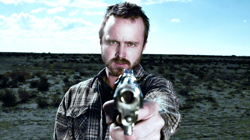 Aaron Paul in Breaking-Bad