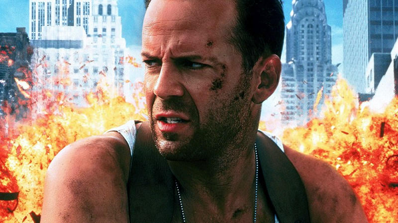 Bruce Willis - Die Hard With a Vengeance (1995)
