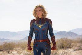 CAPTAIN MARVEL: Carol Danvers/Captain Marvel (Brie Larson)