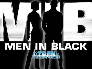 Noul MEN IN BLACK Dezvăluie Prima Imagine Cu Tessa Thompson Şi Chris Hemsworth