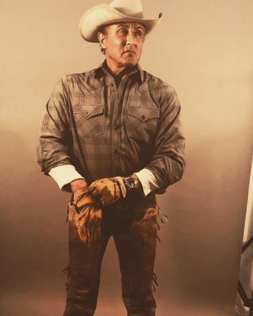 Sylvester Stallone - RAMBO 5