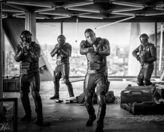 Idris Elba in rolul personajului negativ din HOBBS & SHAW