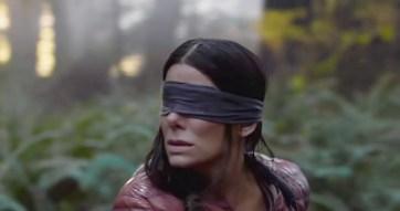 SANDRA BULLOCK În Primul Trailer Pentru BIRD BOX