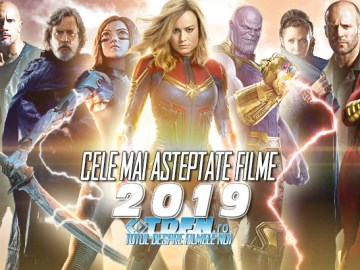 TDFN Prezintă: Lista Celor Mai IMPORTANTE FILME Din 2019