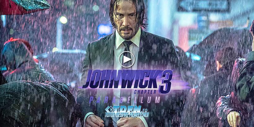 Primul Trailer Pentru JOHN WICK 3 Îl Trimite Pe KEANU REEVES Înapoi În Acțiune