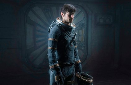 Nightflyers: Eoin Macken as Karl D'Branin