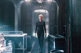 Nightflyers: Gretchen Mol as Agatha