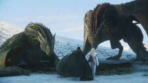 Urzeala Tronurilor Sezonul 8: Daenerys Targaryen si Jon Snow