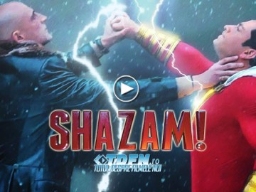 Noul Trailer SHAZAM Dezvăluie Super Abilităţile Eroului Principal