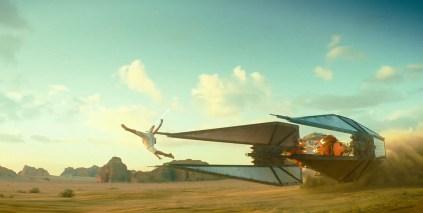 STAR WARS: THE RISE OF SKYWALKER.