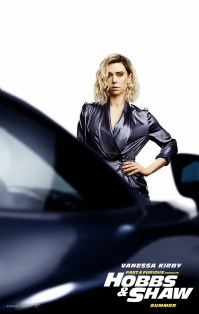 Hobbs And Shaw Poster: Vanessa Kirby