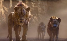 The Lion King (2019) Scar