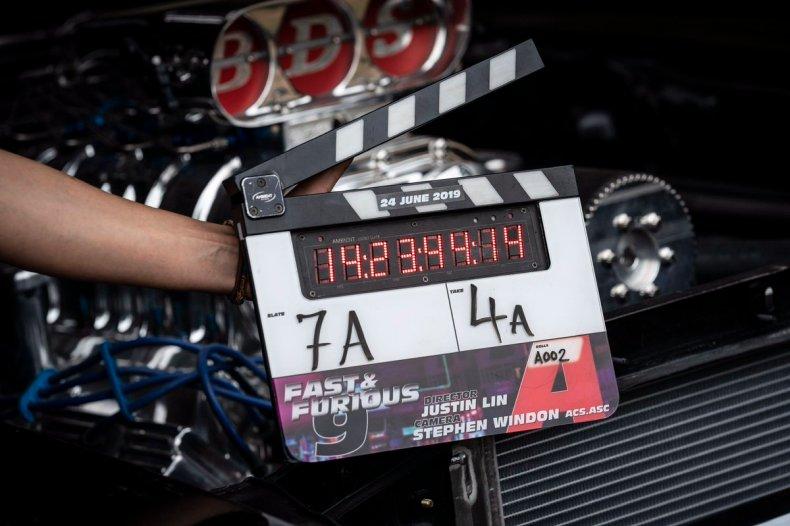 Regizorul Justin Lin, semnalează începutul producției Fast And Furious 9
