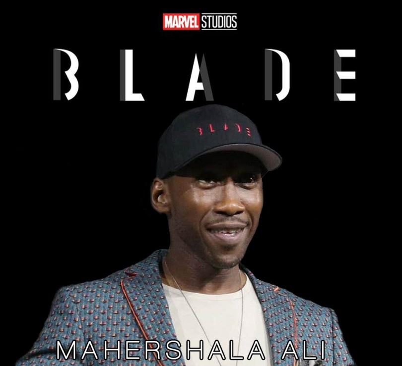 Mahershala Ali, este Blade
