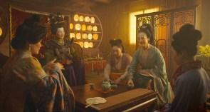 Pei-Pei Cheng, Xana Tang, Rosalind Chao si Yifei Liu