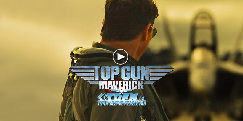 Noul Trailer TOP GUN: MAVERICK Vă Conduce În Zona De Pericol