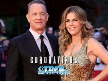 Primele Cazuri De CoronaVirus La Hollywood: TOM HANKS Şi RITA WILSON