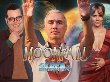HALE BERRY În Filmul SF Al Lui Roland Emmerich Intitulat MOONFALL