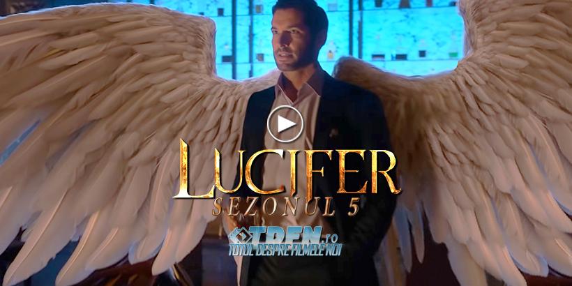 Primul Trailer Pentru Serialul LUCIFER Sezonul 5 Dezvăluie Câteva Surprize Fantastice