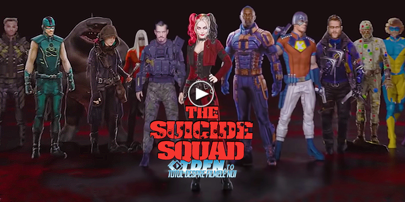 Primul Teaser Din SUICIDE SQUAD 2 Ne Tachinează Cu Un Film De Acţiune Fantastic