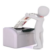 using fax machine