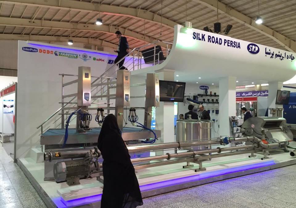 Tehran International Industry, 28-31 Gennaio 2015, Iran