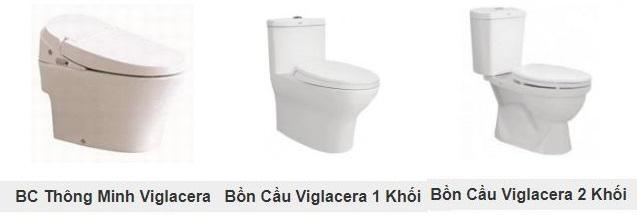 Nơi bán thiết bị vệ sinh Viglacera tại Cần Thơ