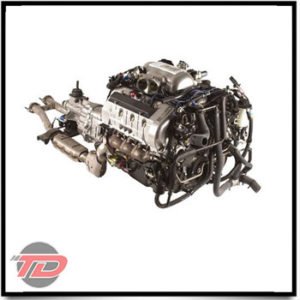 Ford Mustang Engine Swap