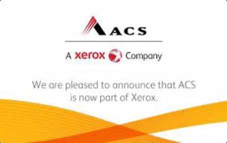 ACS Xerox