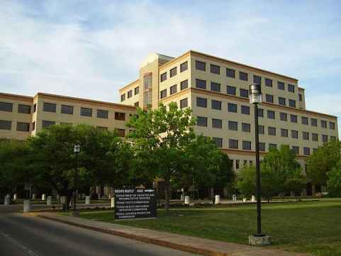 THHSC building