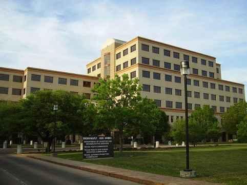 THHSC building