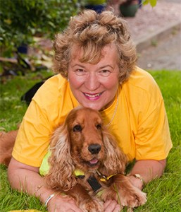 Mary Oliver OBE - Therapy Dogs Nationwide