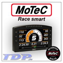 MoTeC Displays & Data Loggers